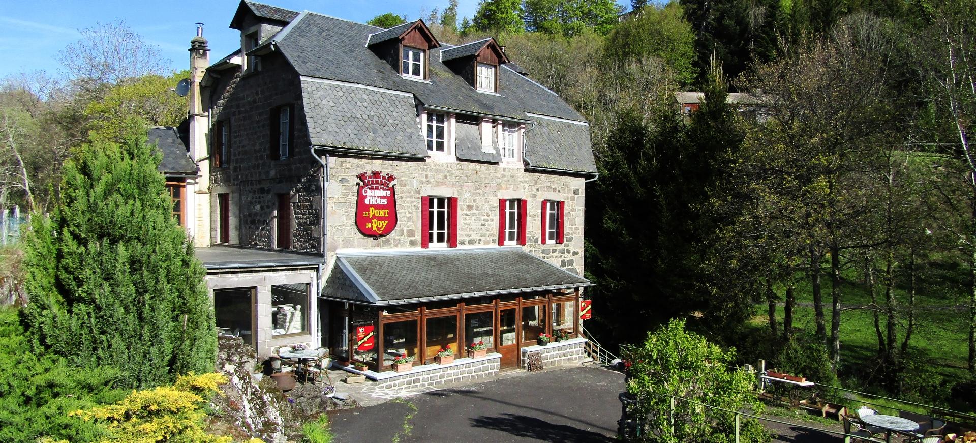 Bed & Breakfast Le Pont du Roy - Besse